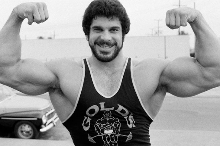 Lou Ferrigno: The Best Motivational Photos And