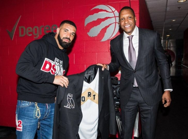 Sources reveal Drake's custom-made diamond jacket costs an astounding $550,000!