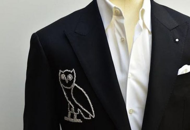 This is the fifth consecutive year the prestigious tailor company gifted Drake a custom piece to celebrate his season.