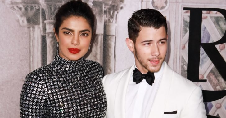 Nick Jonas helps her wife determine what awareness or charity she should focus on supporting.